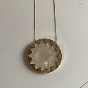 House of Harlow Pearl Pendant